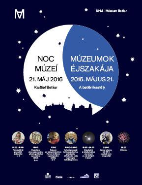 Noc múzeí 2016
