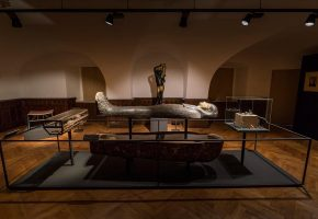 Kaštieľ Betliar - Expozícia egyptológie