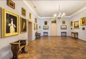 Kaštieľ Betliar - Galéria majstrov