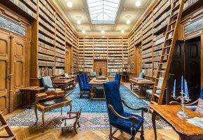 Kaštieľ Betliar - Historická knižnica