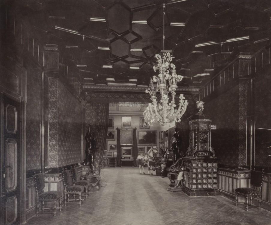 Vývoj kaštieľa Betliar o múzeu