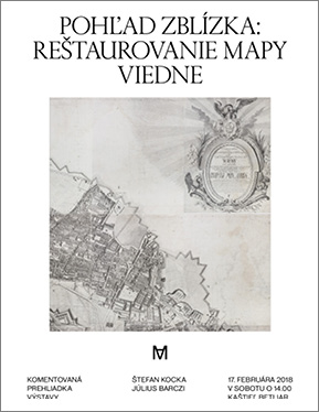 Reštaurovanie mapy Viedne