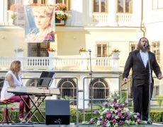 Operný večer v kaštieli Betliar 2018