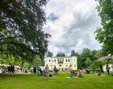 Piknik pri kaštieli Betliar 2018