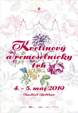 Kvetinový a remeslnícky trh