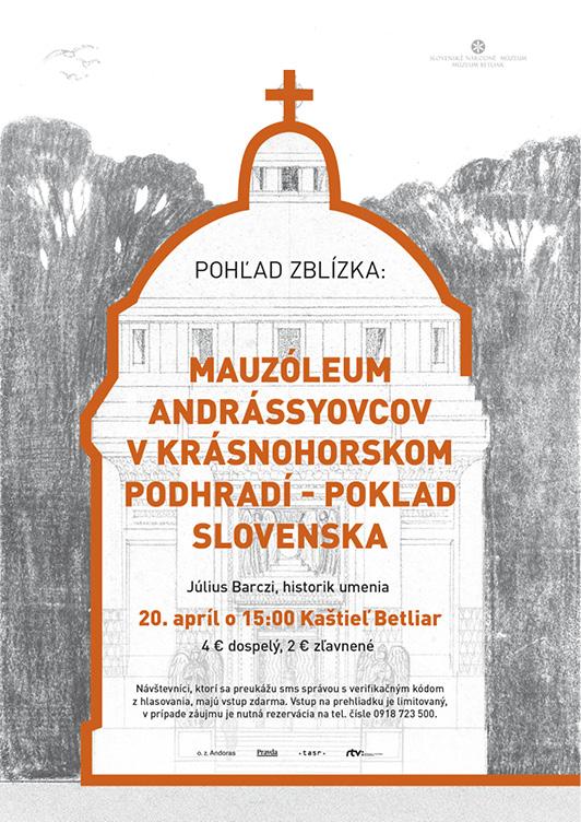 Mauzóleum Andrássyovcov v Krásnohorskom Podhradí - Poklad Slovenska