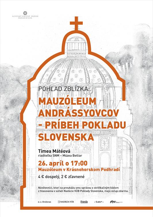 Mauzóleum Andrássyovcov - Príbeh pokladu Slovenska