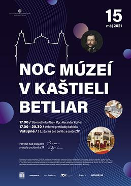 Noc múzeí 2021